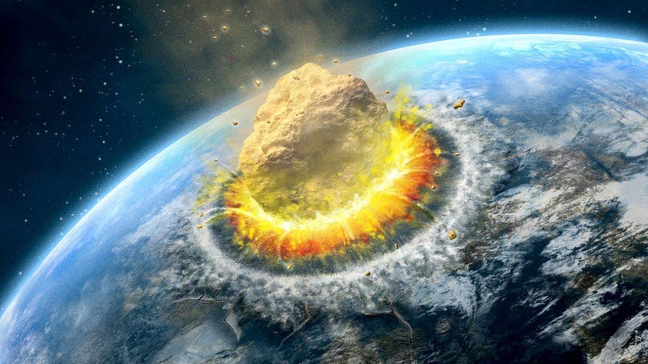 Nếu va vào Trái Đất, tiểu hành tinh FT3 có lực hủy diệt tương đương 180.000 quả bom nguyên tử. (Ảnh qua Live Arad)