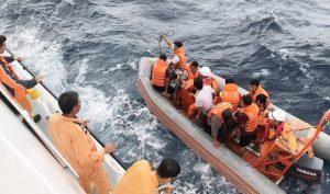 Vụ chìm tàu 9 ngư dân mất tích: Đã tìm thấy 2 thi thể