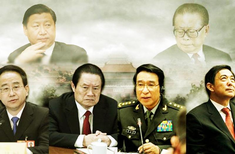 """Chiến dịch """"đả hổ diệt ruồi"""" của ông Tập Cận Bình khiến rất nhiều quan chức Trung Quốc bị ngã ngựa."""