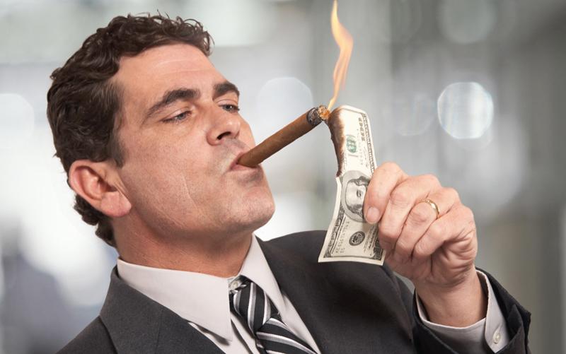 Hầu hết những người giàu có khi kiếm được tiền, sẽ không tiêu xài tùy tiện vào các loại hàng hóa xa xỉ