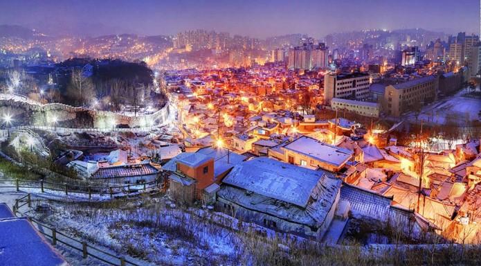 Những cảnh đẹp mê hồn ở Hàn Quốc - ảnh 88