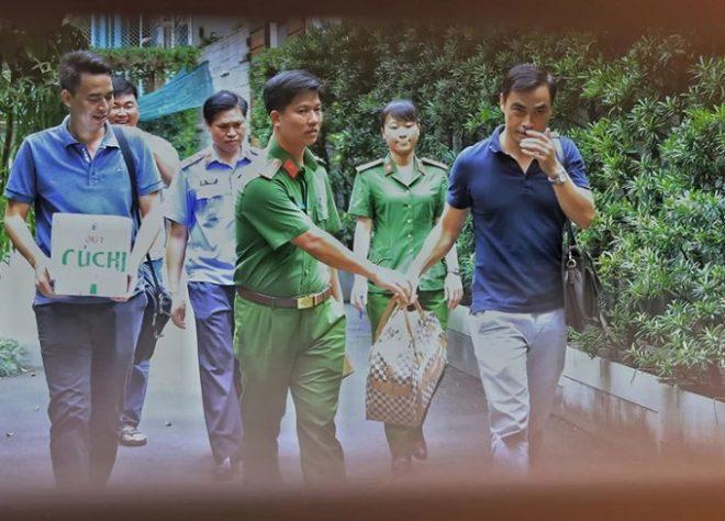 Cựu Tổng giám đốc Sagri Lê Tấn Hùng bị bắt.2