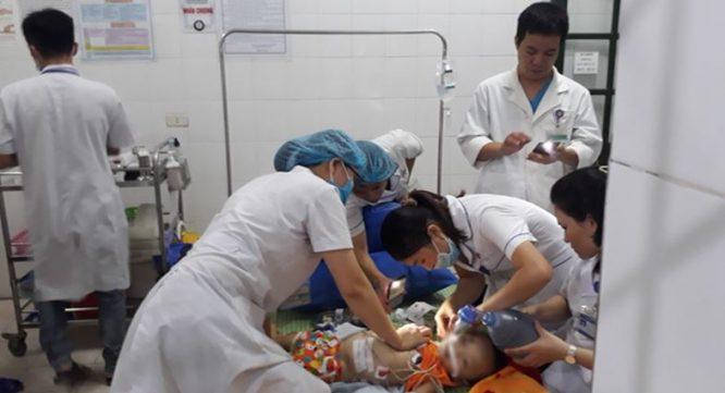 Nghệ An: Bé gái 22 tháng tuổi bị chó cắn tử vong khiđang chơi trước nhà