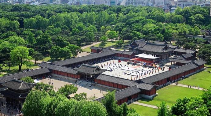 Những cảnh đẹp mê hồn ở Hàn Quốc - ảnh 8