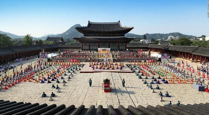 Những cảnh đẹp mê hồn ở Hàn Quốc - ảnh 7