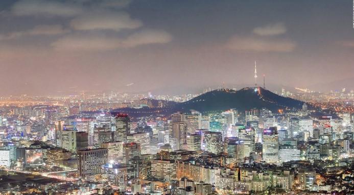 Những cảnh đẹp mê hồn ở Hàn Quốc - ảnh 9
