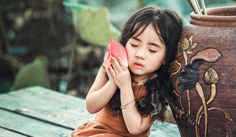 Tâm chứa thiện niệm trời phù hộ, lòng mang chân thành phúc tự đến - ảnh 1