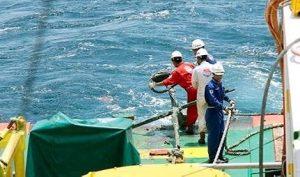 Vụ 9 ngư dân mất tích: Tàu chìm ở độ sâu 60m, chưa tìm thấy thi thể