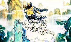 Thần Phật thường lặng lẽ xuất hiện giữa nhân gian để thử lòng người, ban cho con người cơ hội hết lần này đến lần khác