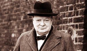 Cựu thủ tướng nước Anh Winston Churchill. (Ảnh: Wikipedia)