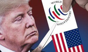 Donald Trump: Mỹ sẽ rút khỏi WTO nếu tổ chức này vẫn dung túng cho TQ