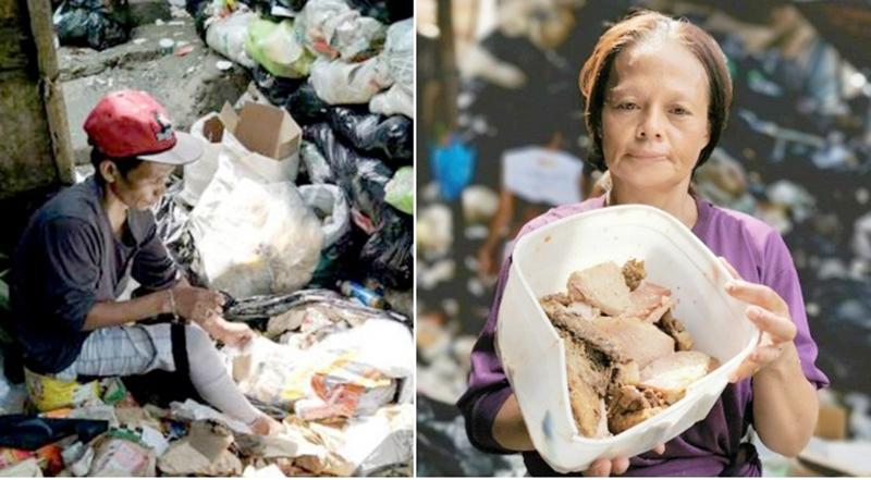 'Pagpag': Món ăn đến từ bãi rác của những người sống dưới mức nghèo khổ ở Philippines