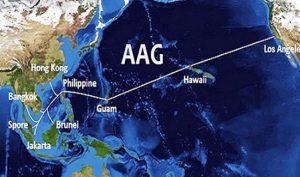 Cáp quang biển AAG gặp sự cố, ngày 3/9 mới sửa xong