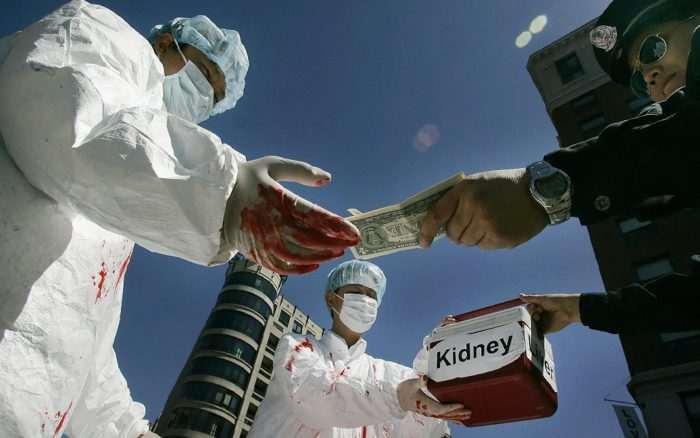 Dây chuyền cấy ghép tạng của Trung Quốc không chỉ là việc giết người theo hợp đồng mà còn là tội ác diệt chủng.