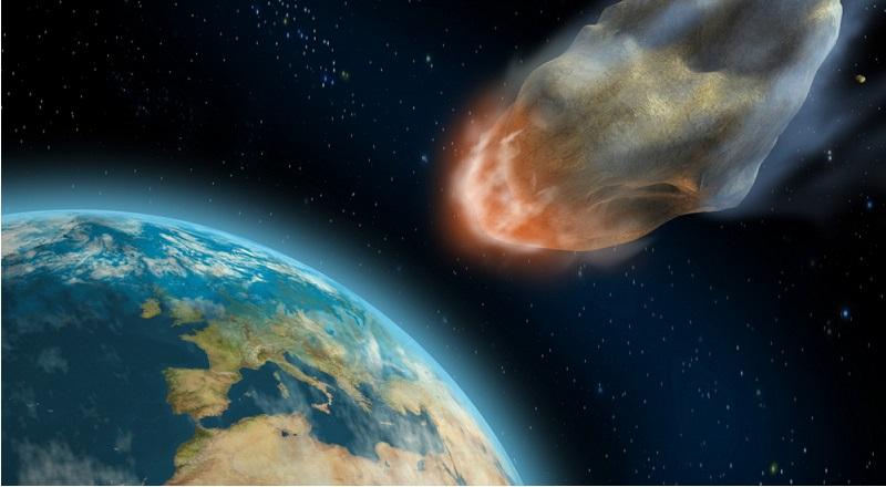 Thiên thạch 2006 QQ23 sẽ đến gần Trái Đất vào ngày 10/8 nhưng rất ít có khả năng va chạm với Trái Đất. (Ảnh qua yousense.info)
