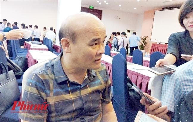 TS Nguyễn Huy Quang - Vụ trưởng Vụ Pháp chế, Bộ Y tế. (Ảnh qua phunuonline)
