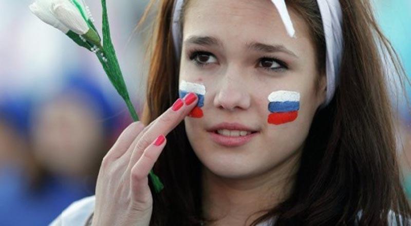Thiếu nữ Nga. (Ảnh qua tuoitre)