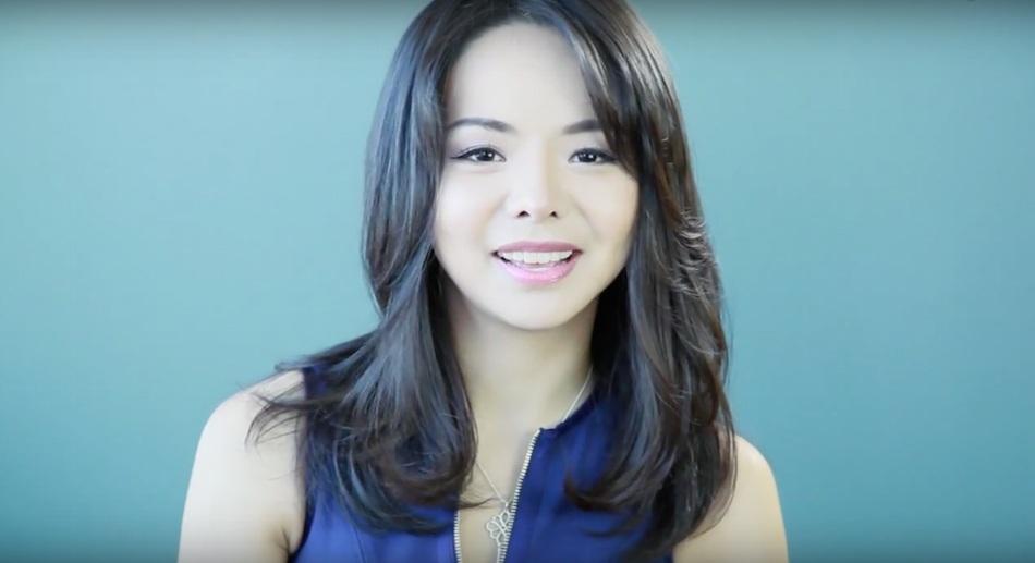 Hoa hậu Anastasia Lin là nữ diễn viên người Canada gốc Hoa và người ủng hộ nhân quyền