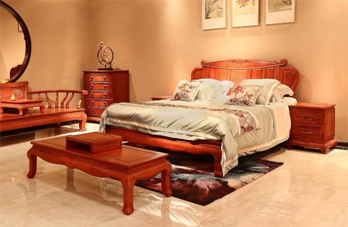 Giường mà an ổn, chính là biểu tượng cho một cuộc sống bình yên.