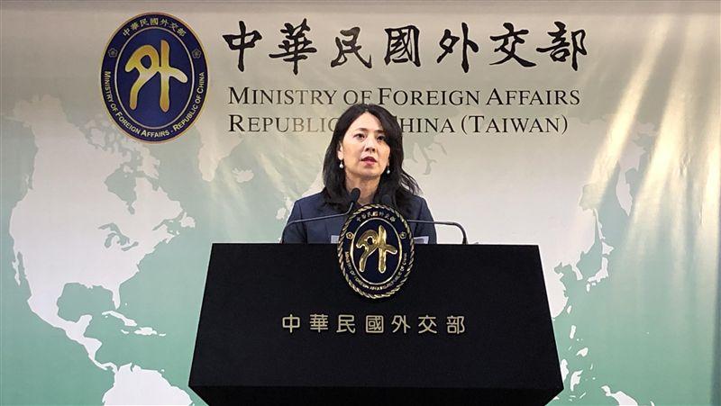 Người phát ngôn Bộ Ngoại giao Đài Loan Âu Giang An. (Ảnh qua setn.com)