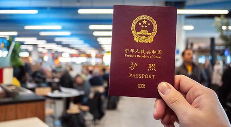 Philippines đóng dấu bản đồ EEZ lên hộ chiếu du khách Trung Quốc.