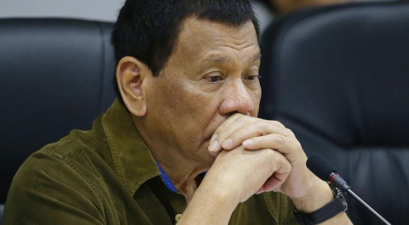 Tổng thống Philippines Rodrigo Duterte. (Ảnh qua svd)