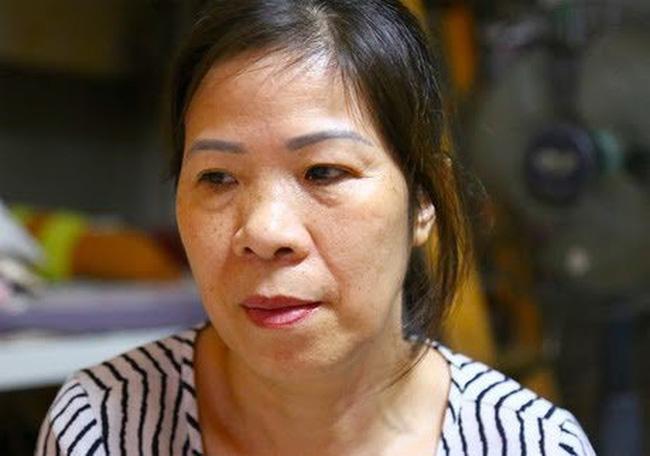 Bà Nguyễn Bích Quy bị bắt giam. (Ảnh qua vtv)