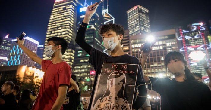 Youtube khóa 210 kênh chống biểu tình ở Hong Kong của Trung Quốc