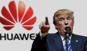 Trump tuyên bố không muốn làm ăn với Huawei