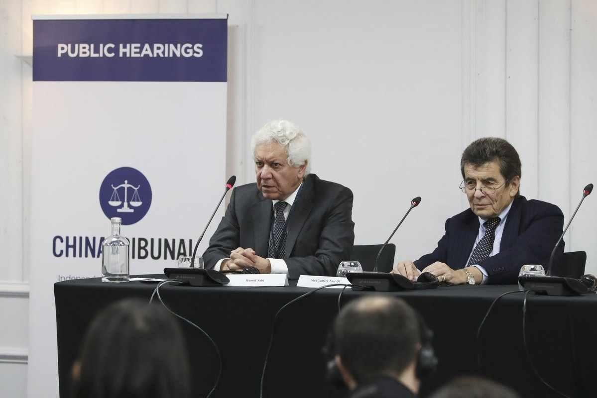 Ngày 17/6/2019 tại London, Tòa án Độc lập Điều tra về Thu hoạch Nội tạng Cưỡng bức từ Tù nhân Lương tâm tại Trung Quốc đã đưa ra phán quyết cuối cùng vào.