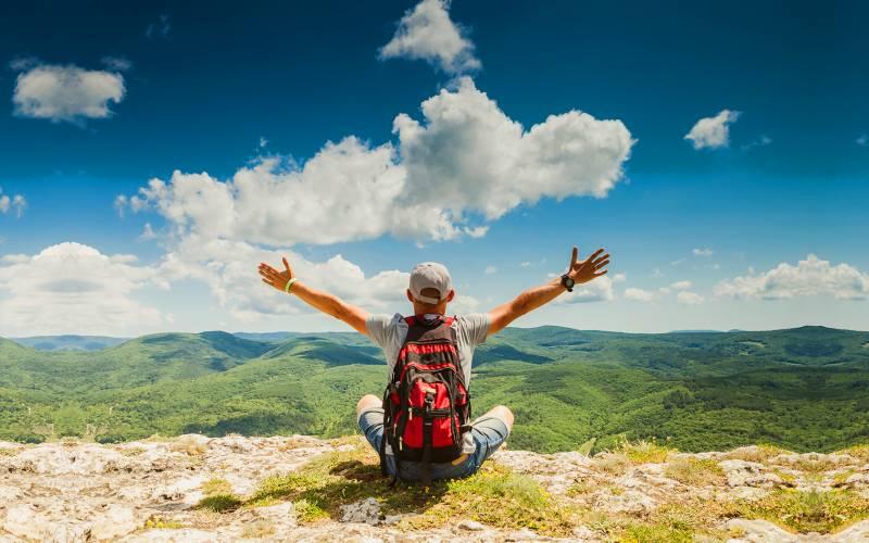 Hãy luôn tin rằng bạn có đủ sức mạnh để vượt qua mọi thử thách. (Ảnh qua yukepo.com)