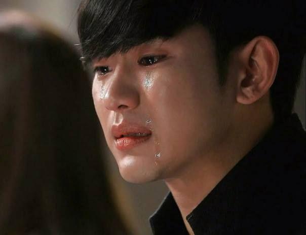 Những người đàn ông dám khóc, vì họ dám biểu đạt cảm xúc, họ không ngại bị đánh giá bởi những người theo quan niệm khóc là đặc điểm của phụ nữ.