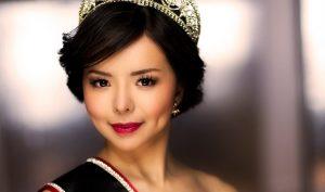 """Sự lựa chọn cao quý của một """"Hoa hậu tuyệt sắc"""""""