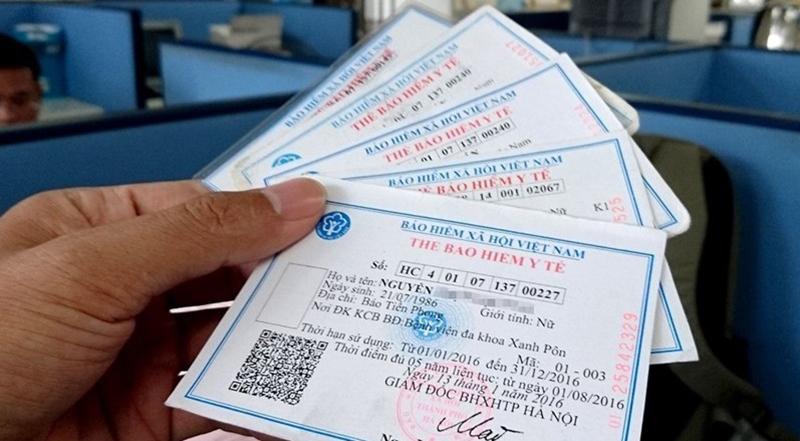 Từ ngày 1/8, mất thẻ BHYT vẫn được thanh toán tiền khám chữa bệnh.