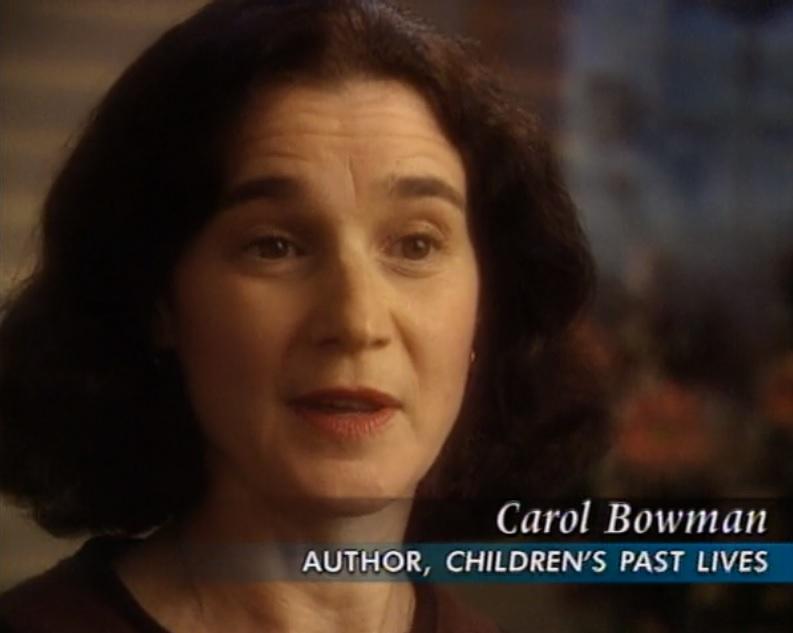"""Carol Bowman, tác giả 2 quyển sách """"Kiếp trước của trẻ em"""" và """"Trở về từ thiên đường"""""""