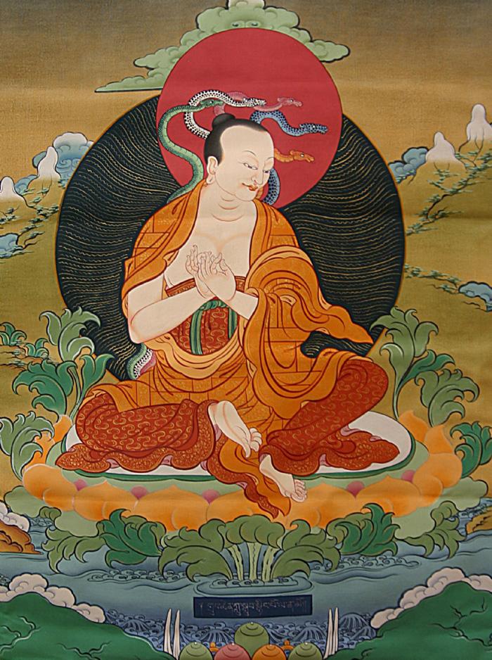 Trong hành trình tu luyện của mình, Bồ Tát Long Thọ đã lưu lại rất nhiều câu chuyện thần kỳ.