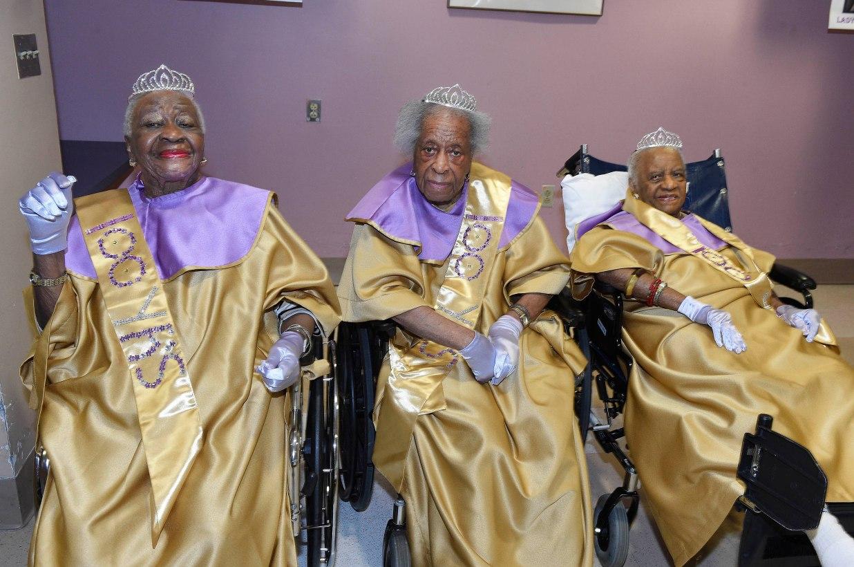 Bí quyết sống thọ của cụ bà 107 tuổi
