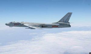 Biển Đông: Trung Quốc điều động máy bay chiến đấu đến Bãi Tư Chính