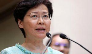 Lãnh đạo Hong Kong hứa đối thoại với người biểu tình nhưng từ chối rút dự luật