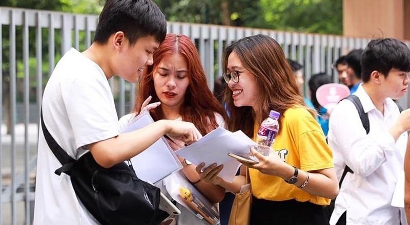 Công bố điểm chuẩn các trường ĐH năm 2019.