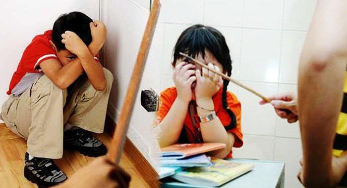 Có nên giáo dục trẻ bằng đòn roi, bạo lực?