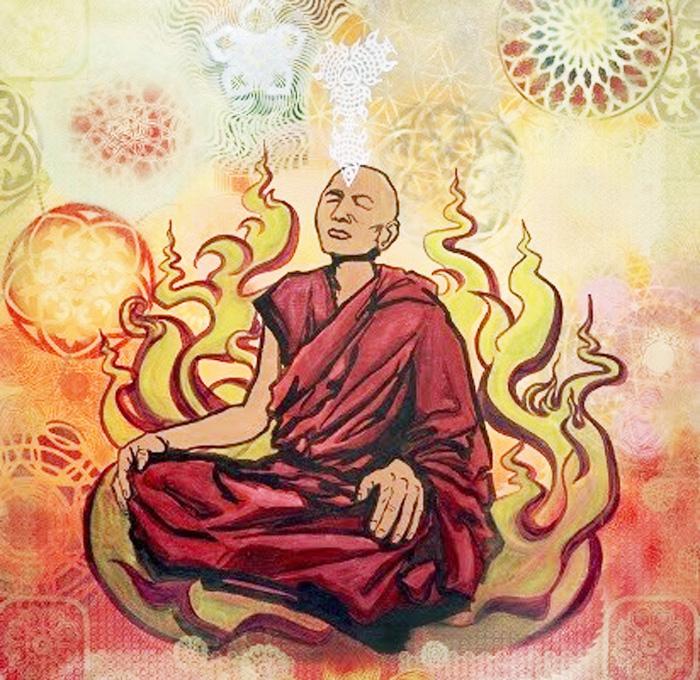 Những câu chuyện liên quan đến Long Thọ Bồ Tát chứng tỏ ông sở hữu rất nhiều thần thông.