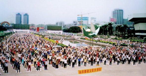 Bị đàn áp suốt 20 năm, nhưng vì sao Pháp Luân Công vẫn có thể tồn tại ở Trung Quốc?