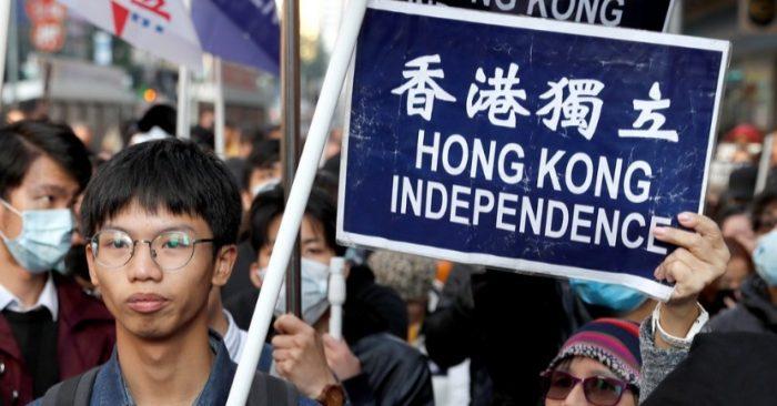Công chúng kêu gọi đề cử giải Nobel Hòa Bình cho giới trẻ Hong Kong
