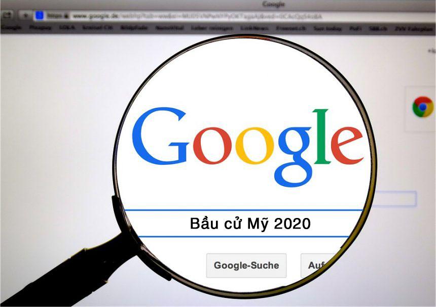 Nhà nghiên cứu Mỹ: Google sẽ 'chủ động can thiệp' vào cuộc bầu cử Mỹ 2020