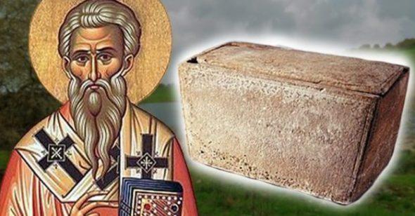 Tìm thấy hộp hài cốt của Thánh James, anh trai Chúa Jesus