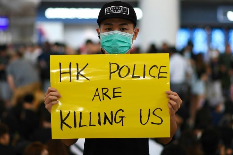 Tâm sự người trong cuộc: Nỗi lòng của những người con Hong Kong kiên quyết bảo vệ tự do - ảnh 7