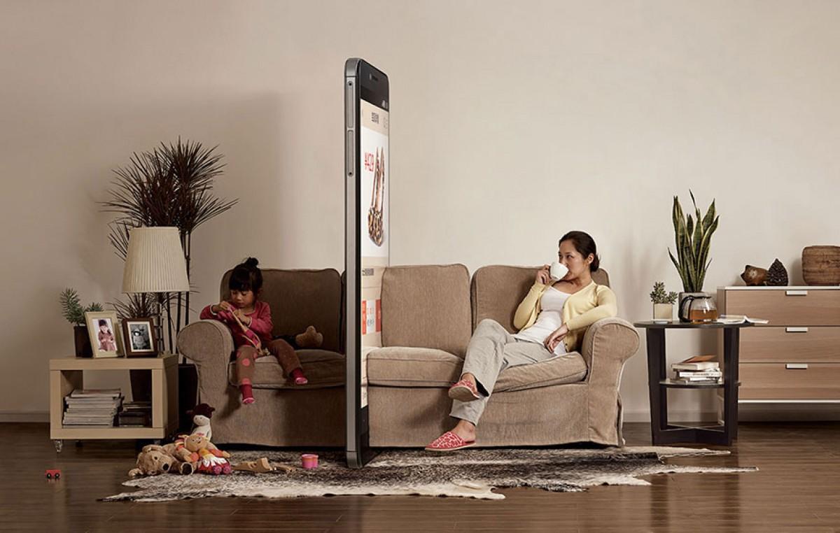 Công nghệ còn tạo ra sự gián cách giữa trẻ và gia đình