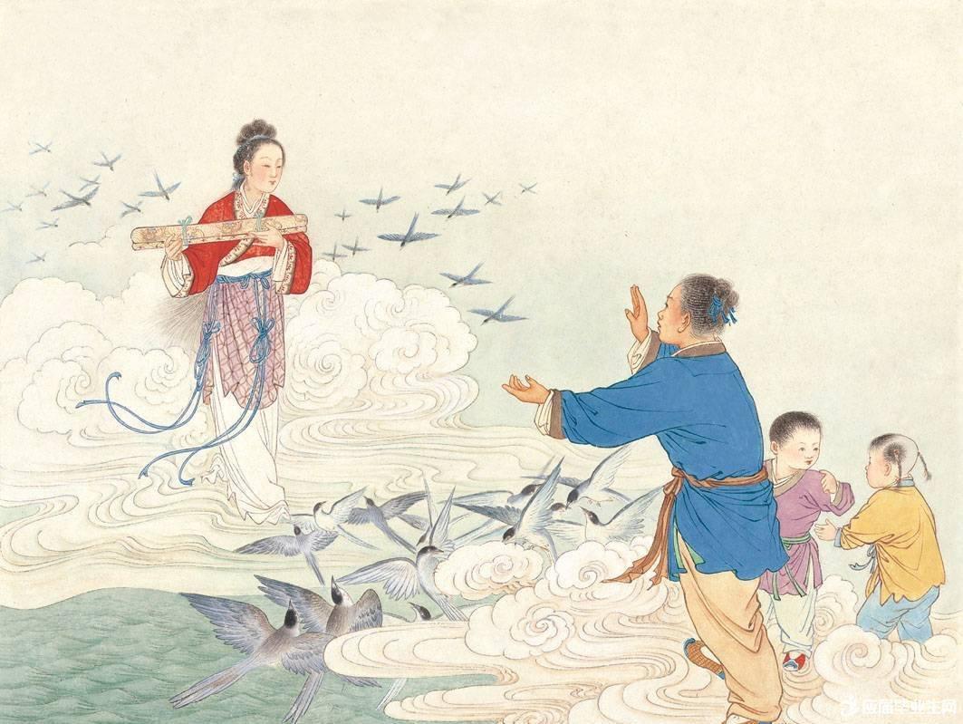 ngày lễ Thất tịch hay ngày lễ tình yêu của người châu Á