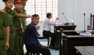 Nguyễn Hữu Linh lĩnh án 1 năm 6 tháng tù